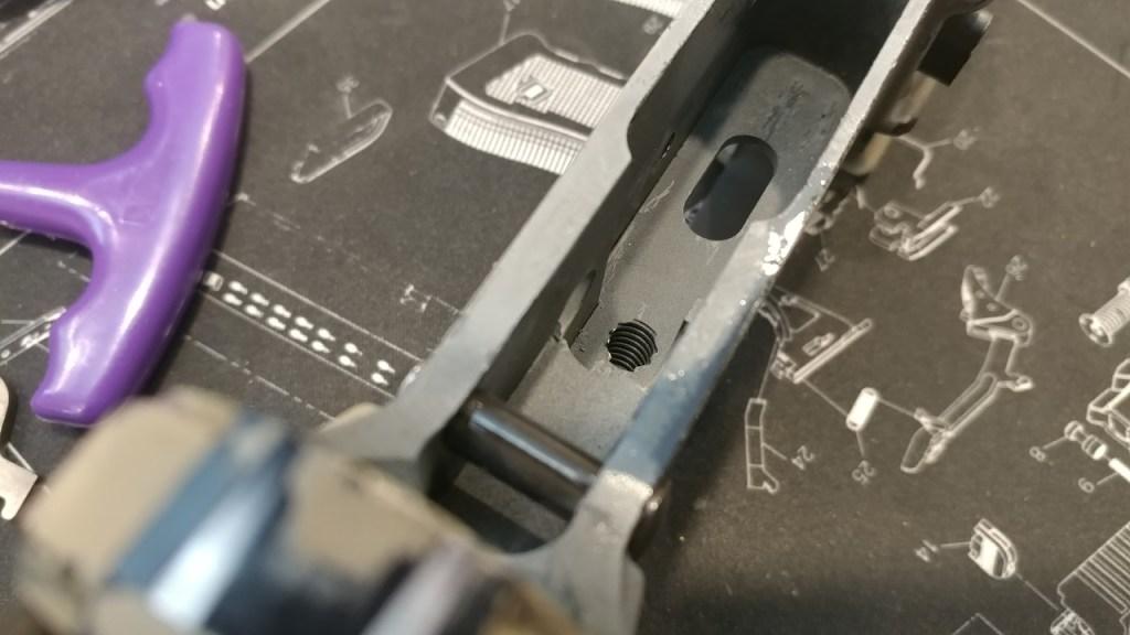 AR15 Trigger Job (2)