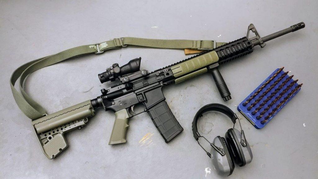 ACOG M16A5 DMR (2)
