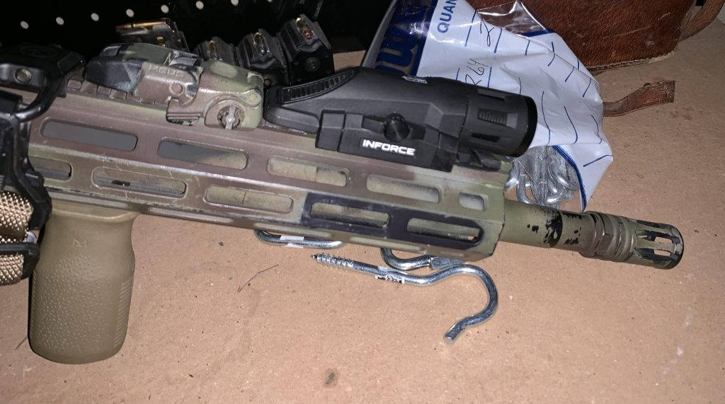 Light Modern Musket AR15