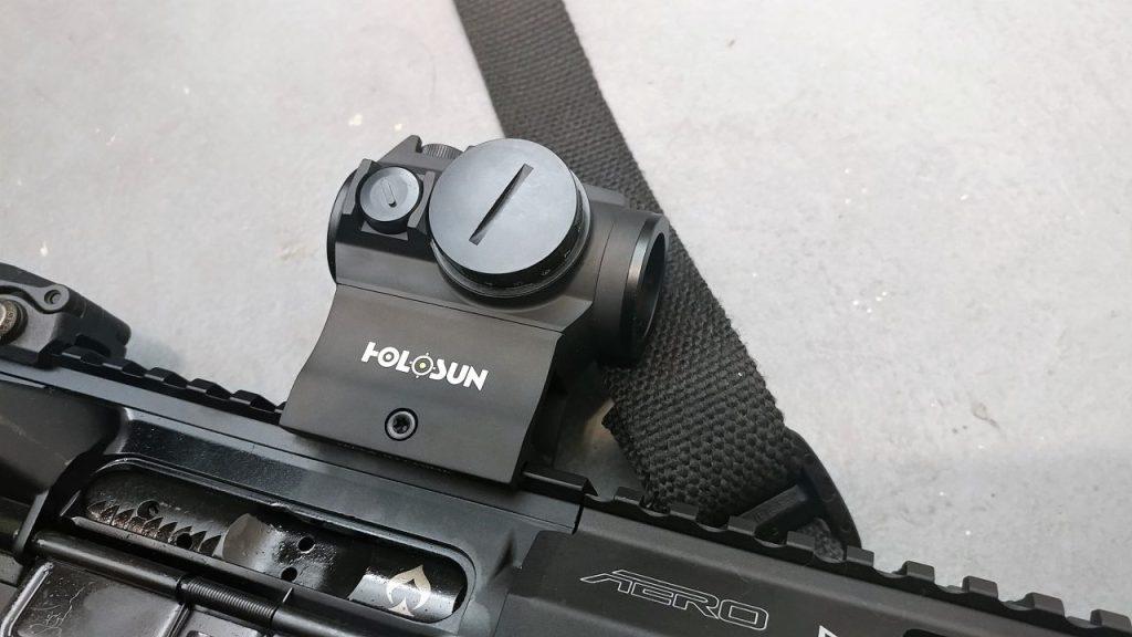 HoloSun Gold Dot Aero Precision