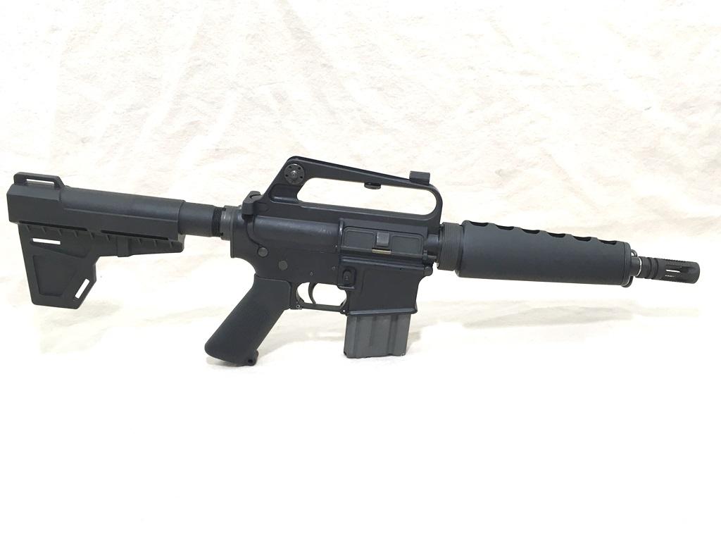 The AR-k, a LaFrance M16k clone