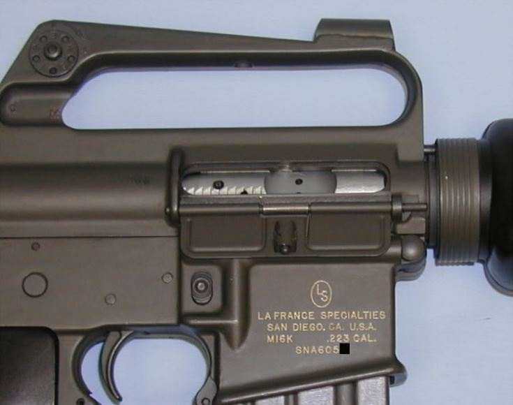 Lafrance front sight 2