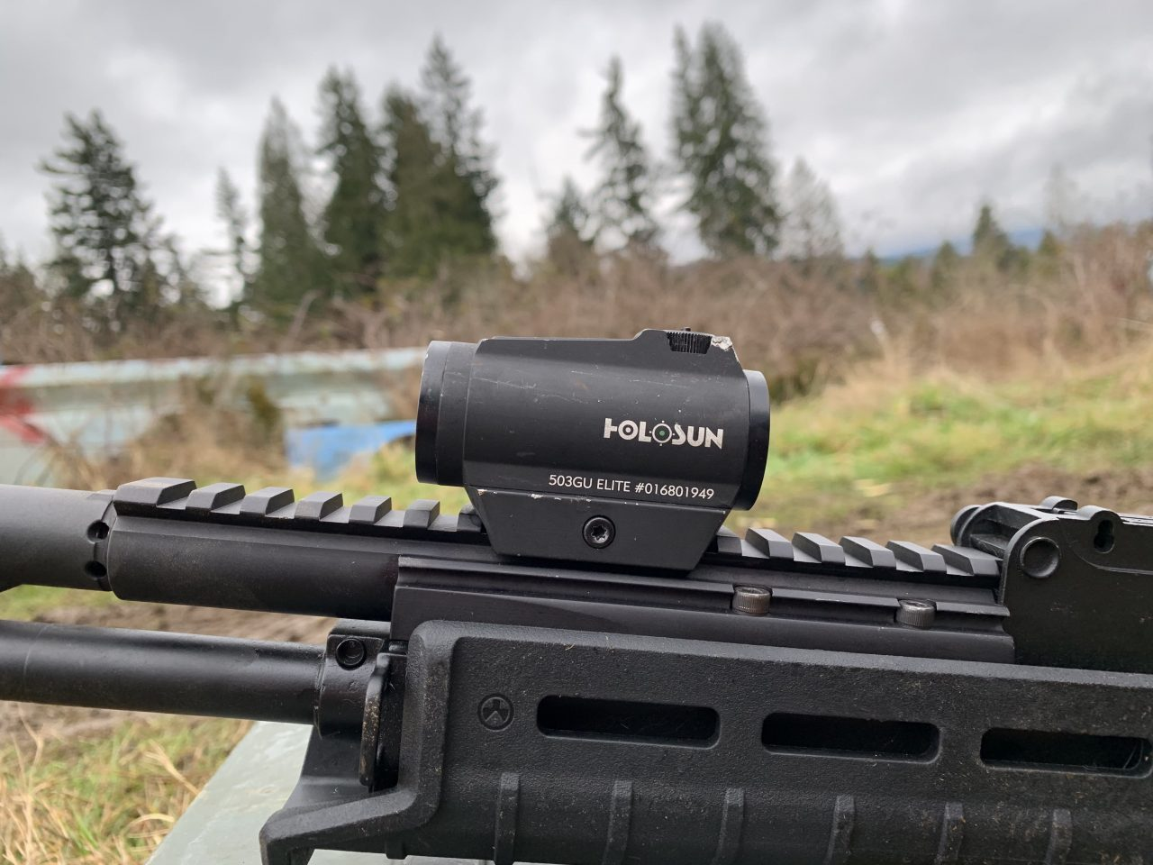 Budget Aimpoint Micro?