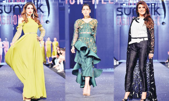 PFDC Sunsilk Fashion Week 2018 dates announced The upcoming edition of PFDC Sunsilk Fashion Week is all set to take place  in March 2018  This will be the 11th year and the event will be held in  Lahore