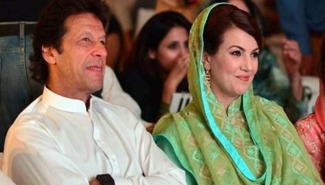 Imran Khan with sexy ex wife Reham Khan Height, Weight, Age, Body Measurement, Wedding, Bra Size, Husband, DOB, instagram, facebook, twitter, wiki