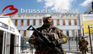 Bomb threats reported on two planes due at Brussels airport
