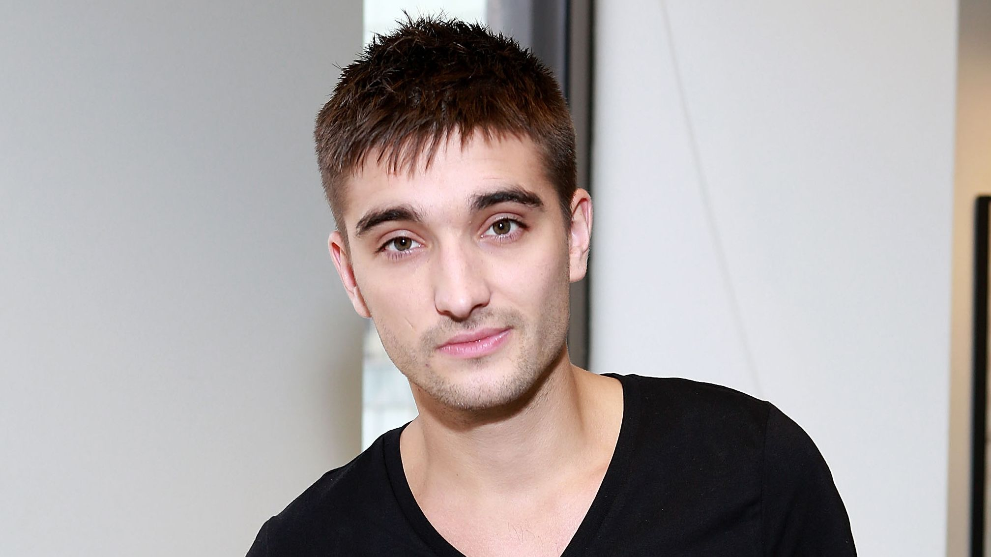 Tom Parker of 'The Wanted' diagnosed with terminal brain tumour