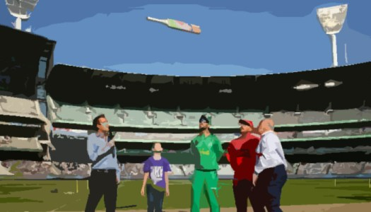 BBL 10 final: Hilarity ensues in 'unprecedented' bat-flip ...