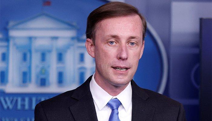 US national security advisor Jake Sullivan. Photo: File