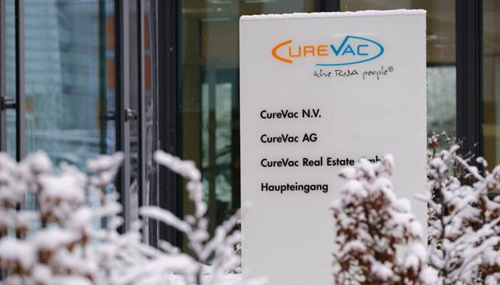 Germanys CureVac Covid vaccine only 48% effective