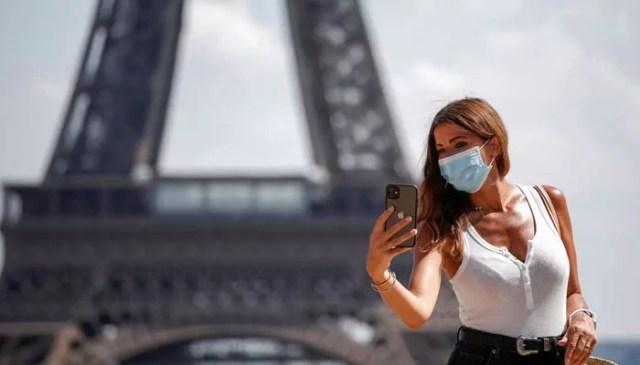 ڈیلٹا کی مختلف حالتوں کی وجہ سے فرانس میں کوویڈ 19 میں ہونے والے انفیکشن میں تیزی سے اضافہ دیکھنے میں آیا ہے