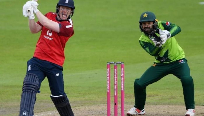Pak vs Eng: England thrash Pakistan in third T20, win series 2-1
