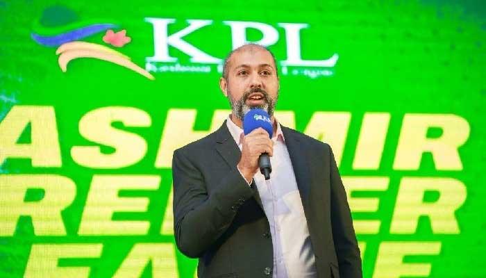 Director Cricket Operations Taimoor Khan. File photo