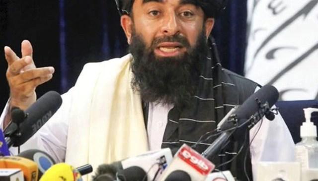 احتجاج کے دوران وفاداروں پر مشتمل نئی طالبان حکومت قائم