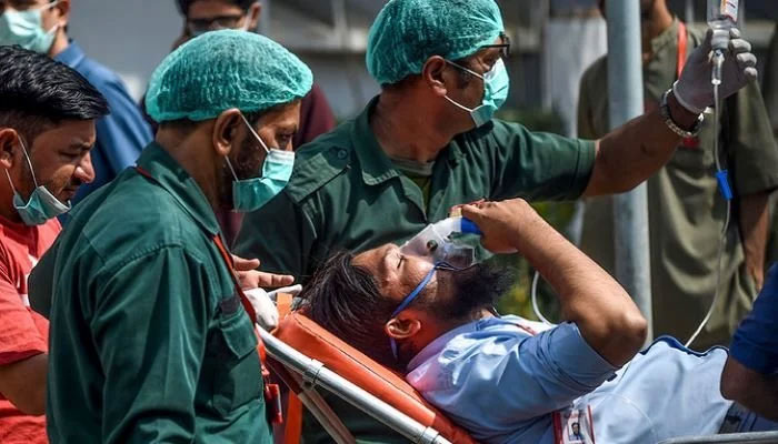 84 more people succumbed to COVID19 during the last 24 hours in Pakistan. Photo: file
