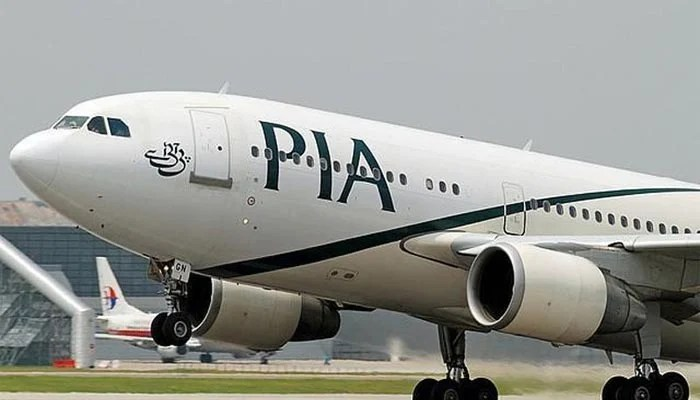 PIA plane touched down at Damascus International Airport on Friday from Karachi. — AFP/File