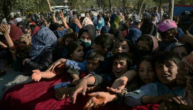 امریکہ 2022 میں 125،000 مہاجرین کو قبول کرے گا۔