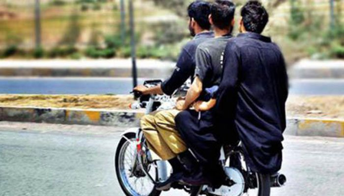 Complaints to be registered against the violation of ban on pillion riding — APP