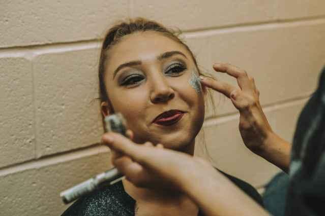 Dancework prepares for Homecoming showcase