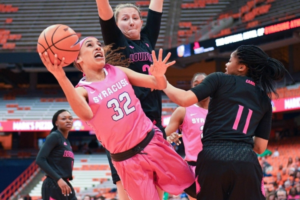 Women S Basketball Keep Close Lose To Louisville The Newshouse