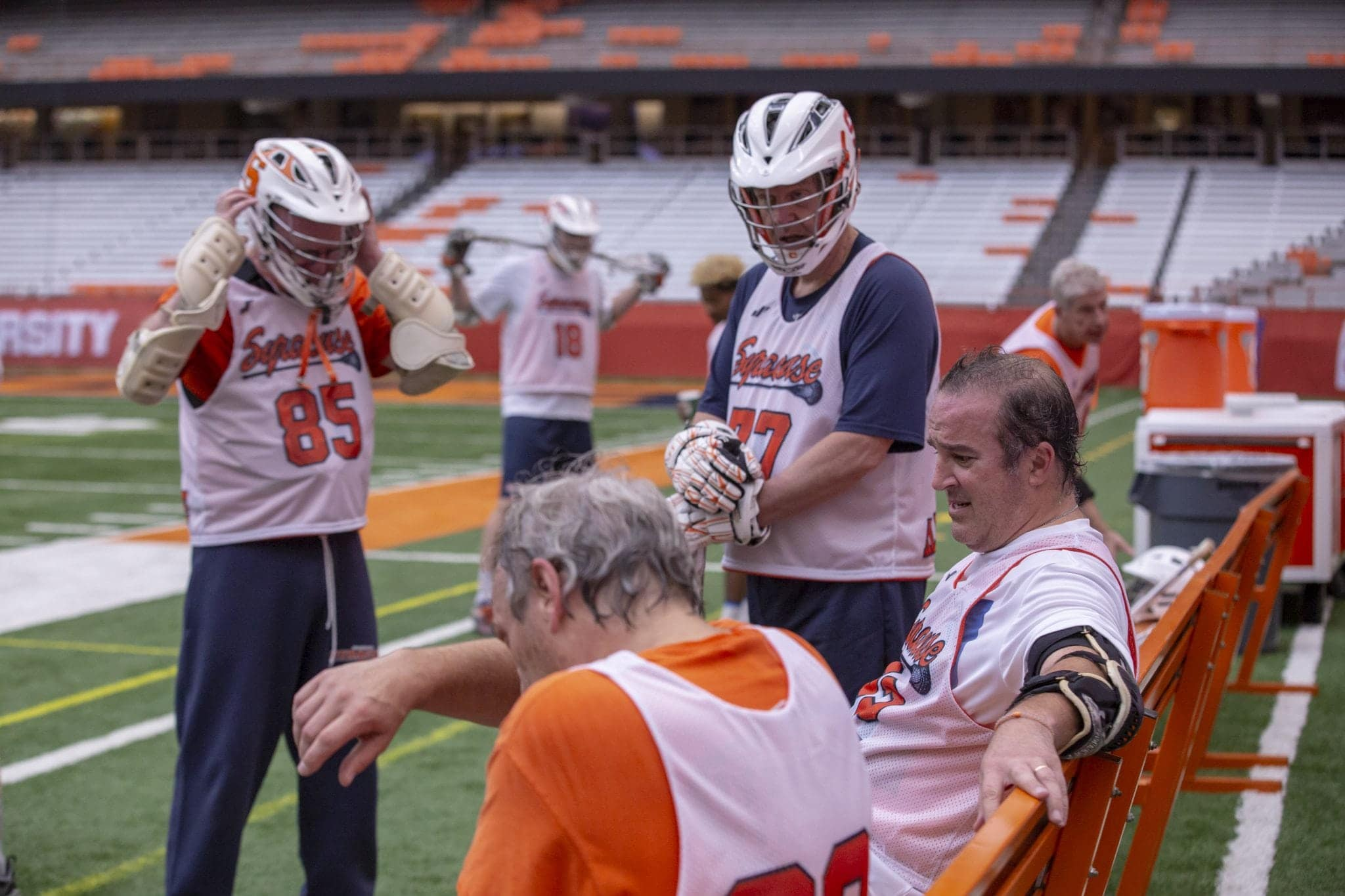 Su LAX Alumni Game