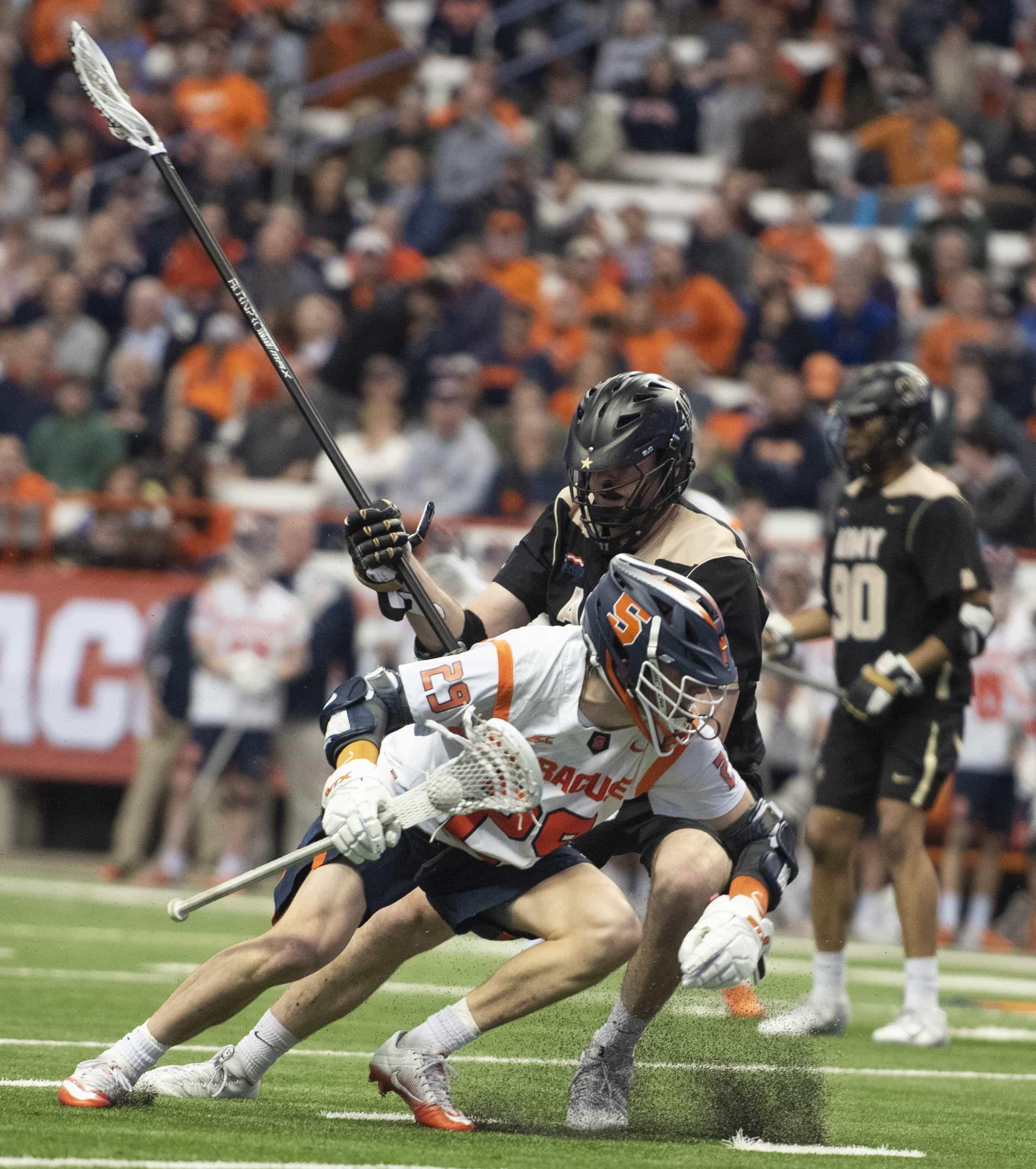 Syracuse beats Army 10-8
