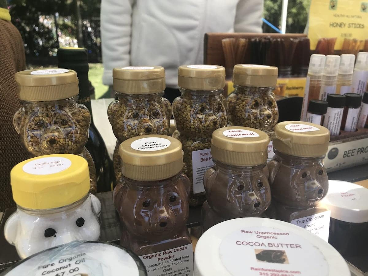 Rainforest Spice Co. products
