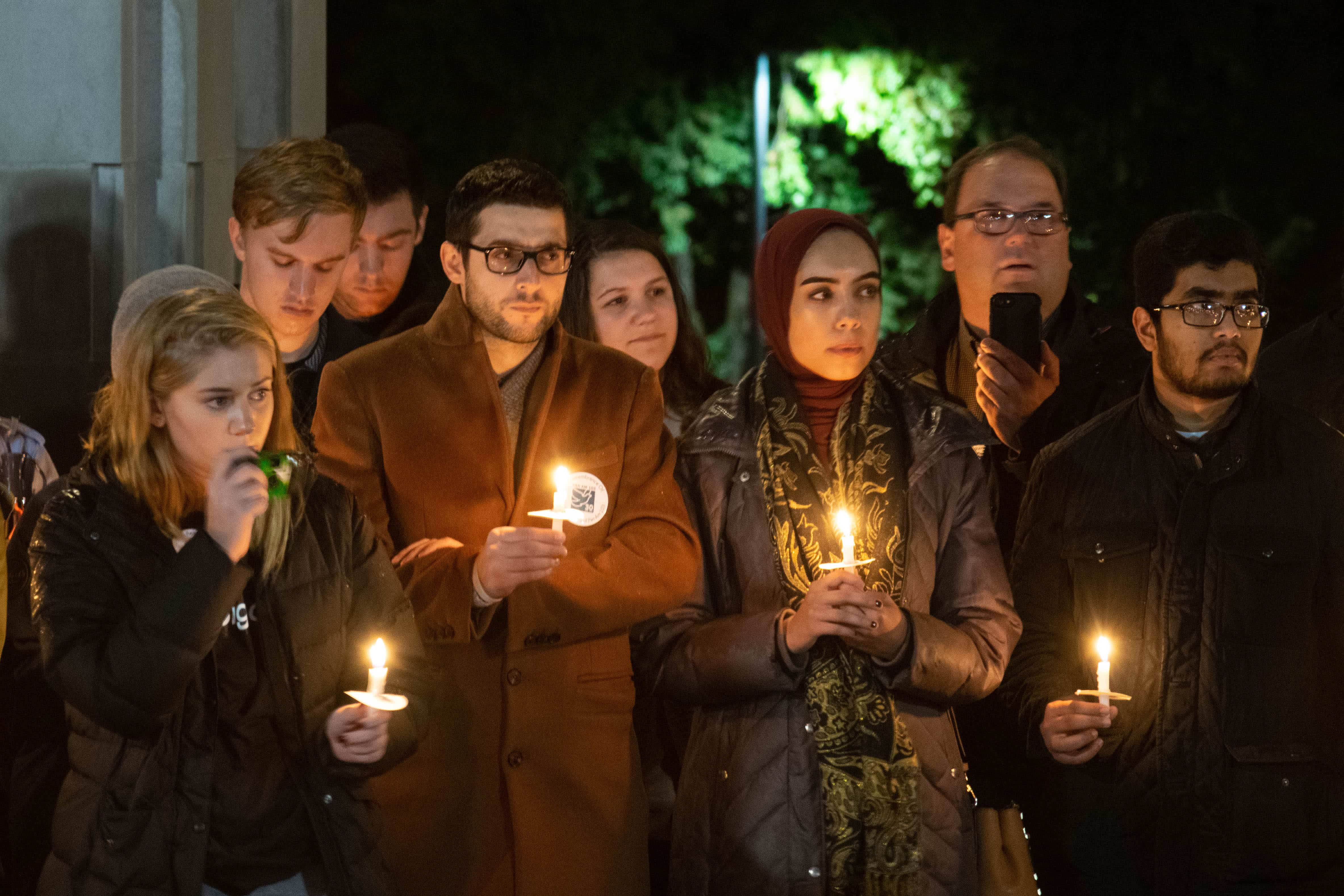 Syracuse University community honor the memory of the lives lost in Pan Am 103