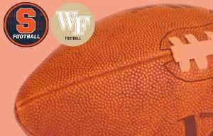 Syracuse vs. Wake Forest Football