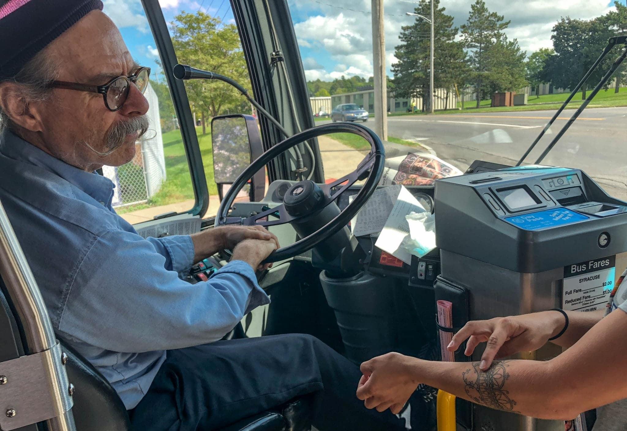 Singing Bus Driver