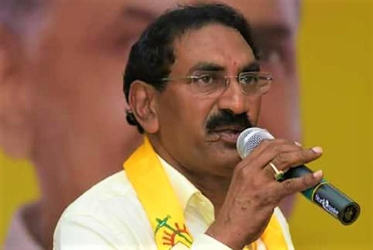 Beeda Mastan Rao Bids Farewell To TDP-Sends Resignation To Chandrababu