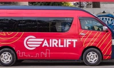 Airlift suspends services in Karachi, Lahore amid coronavirus outbreak