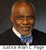 Justice Alan C. Page