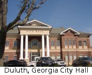 Duluth, Georgia City Hall
