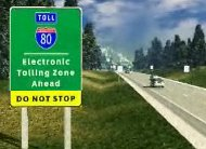 I-80 Toll road