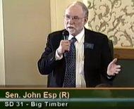 Senator John Esp