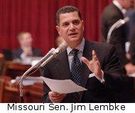 Sen. Jim  Lembke