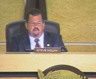 Mayor Steve Nolan