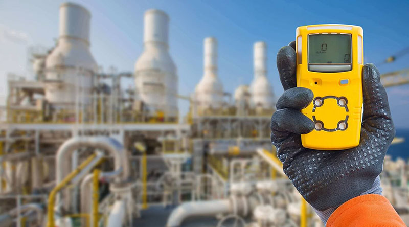 Gas detection equipments