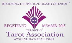 Tarot Association logo