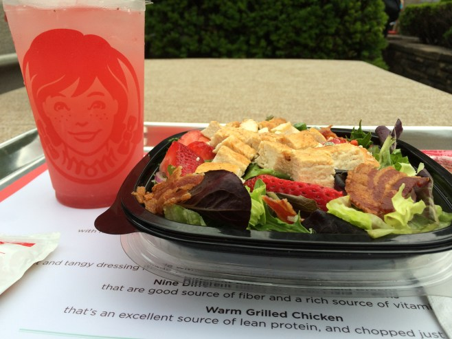 Wendys Summer Salad