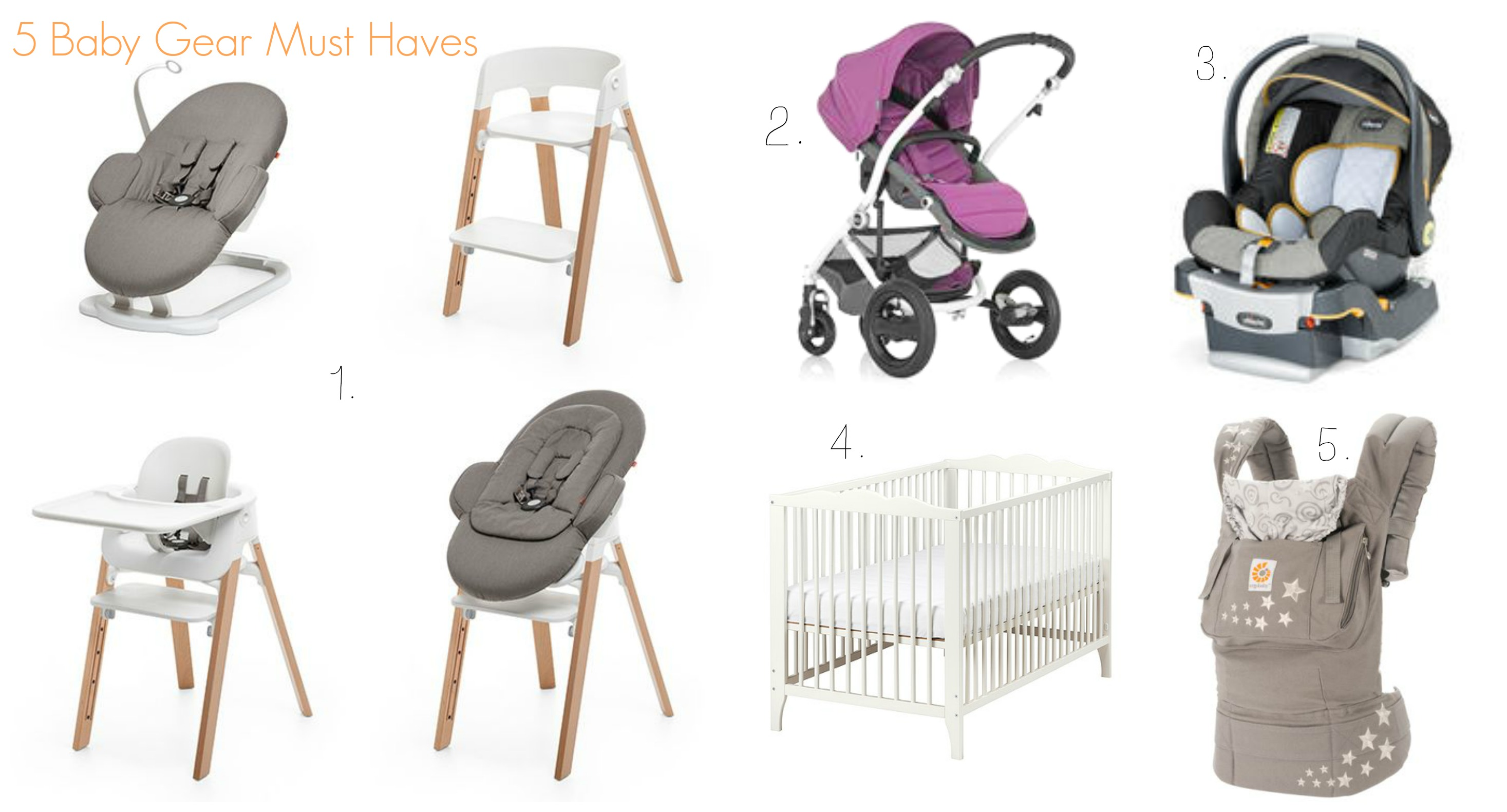 Get Ready for Baby with These 5 Baby Gear Must Haves TheNewYorkMom