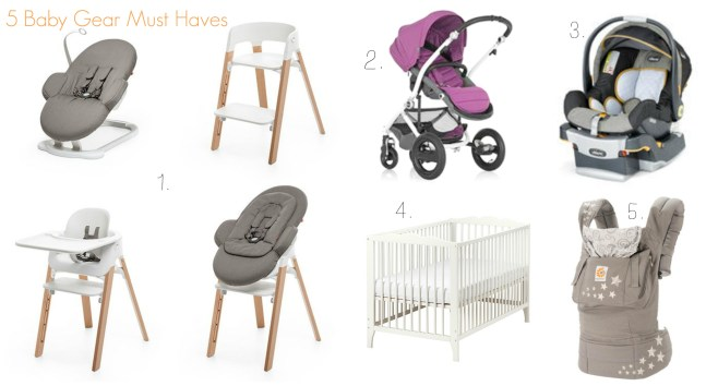 5 baby must haves The New York Mom