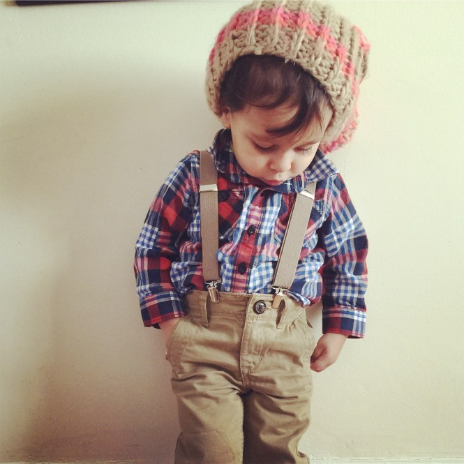 Toddler Style File