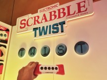 A techy spin for scrabble
