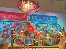 Equestria Girls... friendship games. New fashions coming out from this popular line!