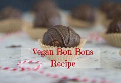 Vegan Bon Bons Recipe