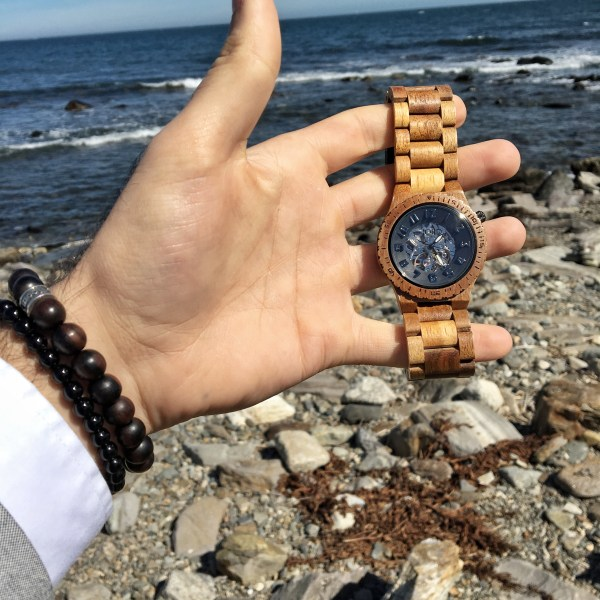 A Watch That'll Give You 'Wood'