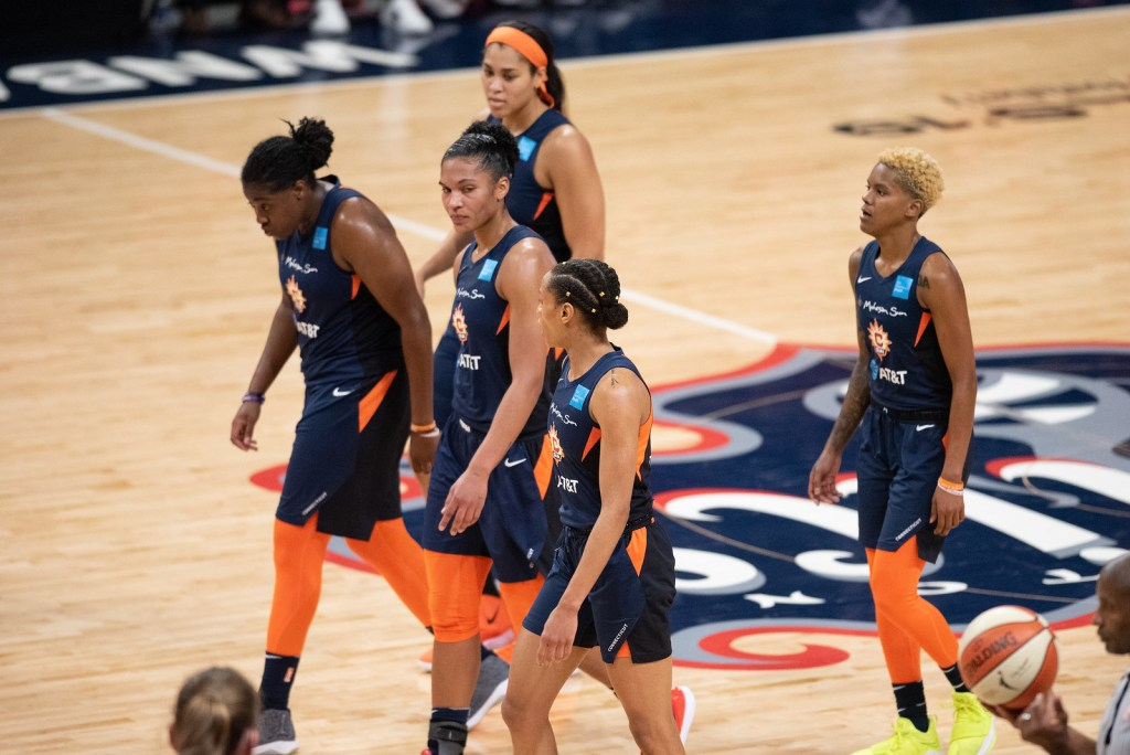 How the 2020 Connecticut Sun roster came together
