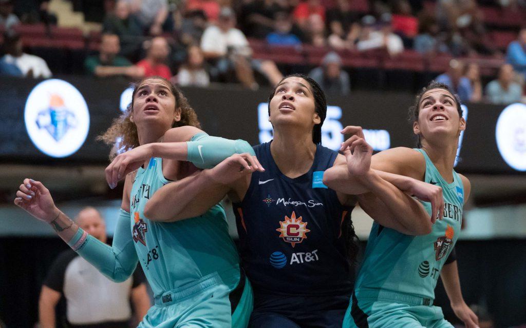 PODCAST: Amanda Zahui B. talks Black Lives Matter, contours of a WNBA return